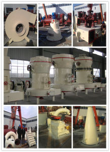 Quartzite Gypsum Powder Production Line, Lime Quartzite Gypsum Powder Production Line pictures & photos