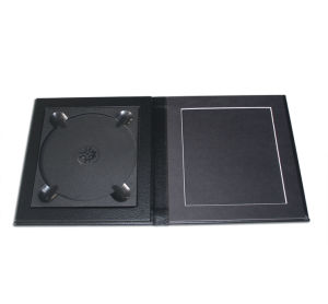 189-1 Wedding CD/DVD Holder Black
