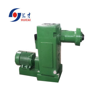 2014 Best Sale Hot Feed Rubber Extruder with Good Price pictures & photos