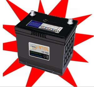 12V Car Battery N60 pictures & photos