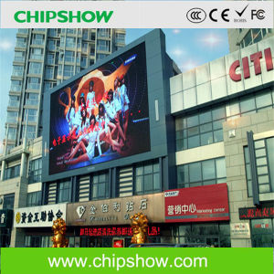 Chipshow P16 DIP Full Color Outdoor Advertising LED Billboard pictures & photos