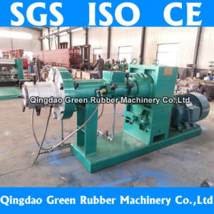 China Rubber Producer Good Sale Hot Feed Rubber Extruder