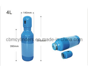 4L Medical Oxygen Cylinders (OD=140mm) pictures & photos