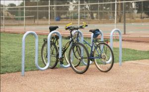 Good Sales Metal Bike Rack pictures & photos