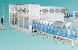 Bottle Filling Machine/Water Filling Plant/Water Bottling Machine