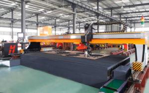 CNC Plasma Bevel Cutting Machine pictures & photos