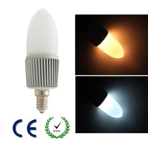 E14/E26/E27 Base Decorative LED Candle Light (BH-C30A7X)