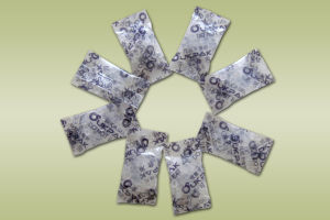 Silica Gel Sachet in Plastic Film