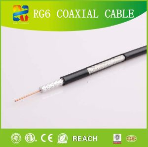 17years Professional Manufacture Produce RG6 Coaxial Cable with ETL RoHS Ce (RG6) pictures & photos