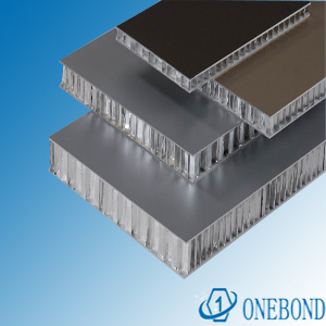 Onebond Aluminum Sandwich Panel for Wall Decoration pictures & photos
