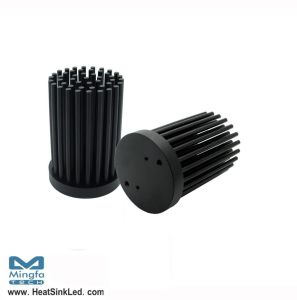 LED Cooler Gooled-4868 Modular Passive LED Pin Fin Heat Sink (Dia 48mm)