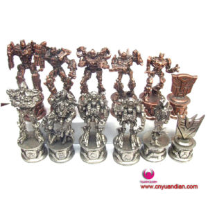 Image Gallery Transformers Chess