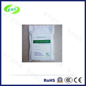 High Density Fiber Dustless Cleanroom Cloths pictures & photos