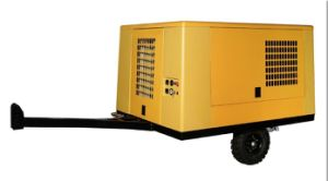 Protable Screw Compressor (TROGY77A)