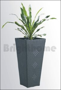 Outdoor Garden Decor Outdoor Flower Pot (BG-F01) pictures & photos