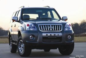 DADI Shuttle SUV Car