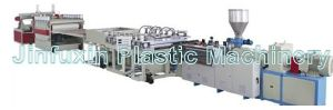 PVC Pet Plastic Sheet Extrusion Machine Line pictures & photos