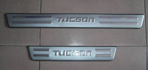 Hyundai Accessories: Door Sills Protectors for Tucson