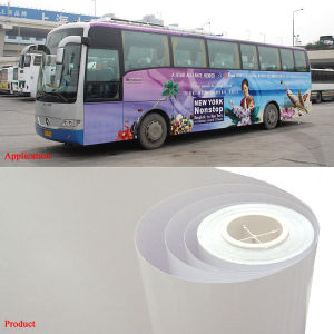 High Transparency Self-Adhesive Vinyl (SAT08160TG)