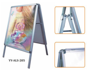 Alu-Line Stand/A/Snap Frame Stand (YY-ALS-205)