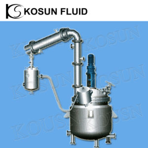 Stainless Steel Continuous Stirred Tank Reactor pictures & photos