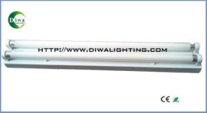 T8 Fluorescent Double Tube Batten Lighting Fixture, CE Approval, Dw-T8ptdz pictures & photos