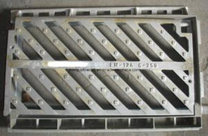 En 124 D400 Ductile Iron Casting Gully Grating with Hinge pictures & photos