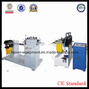 Uncoiling Leveling Feeding Shearing Machine Production Line, cutting line pictures & photos