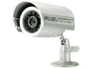 CCTV Box Camera With 1/3′′ Sony&1/4′′ Sharp CCD (SIPO-C667)