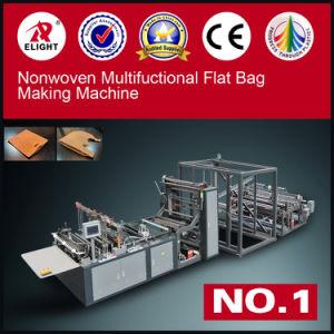 Nonwoven Multifunctional Flat Bag Making Machine pictures & photos