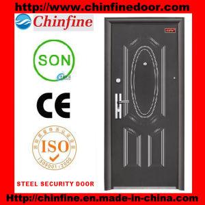 Steel Door with Good Quality (CF-025) pictures & photos