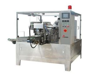 Rotary Double Filling Packing Machine pictures & photos