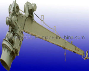 21kn Single Arm Slewing Boat Davit