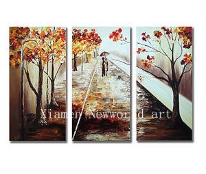 Landscape Group Art Paintings