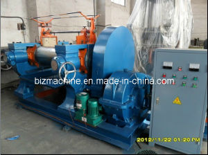 Two Roller Mixing Mill Sheeting Machine (XK-400-2) pictures & photos