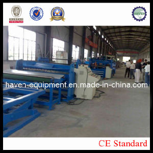 Stainless Steel Uncoiling-Levelling-Shearing Line (T44Q-8x1600) pictures & photos