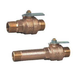 Bronze Ball Valve (V72005) pictures & photos