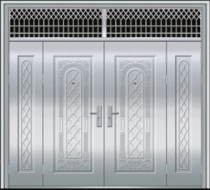 Stainless Entrance Door (SS1054A)