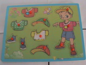 Wooden Toys - Wooden Jigsaw Puzzle Series (DSC00787)
