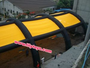 2011 New Inflatable Tent Bunker Advertise Party Promotion LED Tent pictures & photos