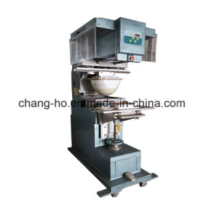 One Color Pad Printing Machine for Crockery Tableware pictures & photos