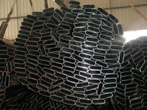 Cold Drawn Seamless Oval Steel Tube pictures & photos