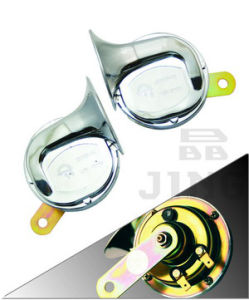 Snail Horns, Chrome Plated Horn, Robust Horn, Universal Horn (JZHN85-02)