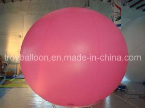 Plain Pink Inflatable Balloon