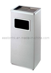 Special Rectangle Lobby Ashtray Bin Dustbin Can in Hotel Lobby pictures & photos