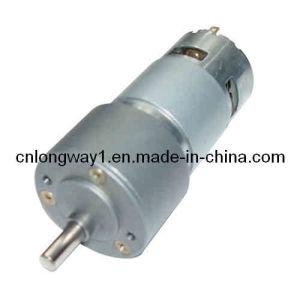 China Pmdc Gear Motor Rg50m775 China Pmdc Gear Motor