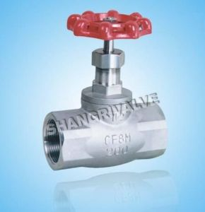 Low Pressure Threaded Globe Valve (Type: J11W)