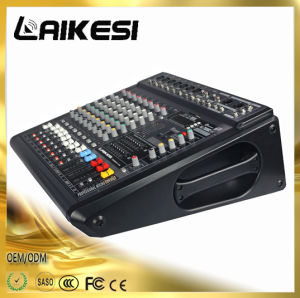 Gmx800d with PC Connection Power Sound Mixer pictures & photos