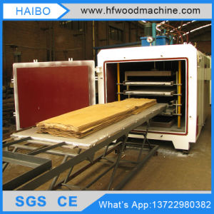 Ce Certificated Hf Vacuum Wood Dryer Equipment for Sale pictures & photos