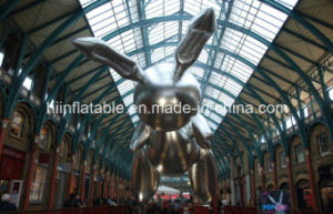 Fantasis Bright Wedding/Party/Event Decoration with LED Inflatable Rabbit